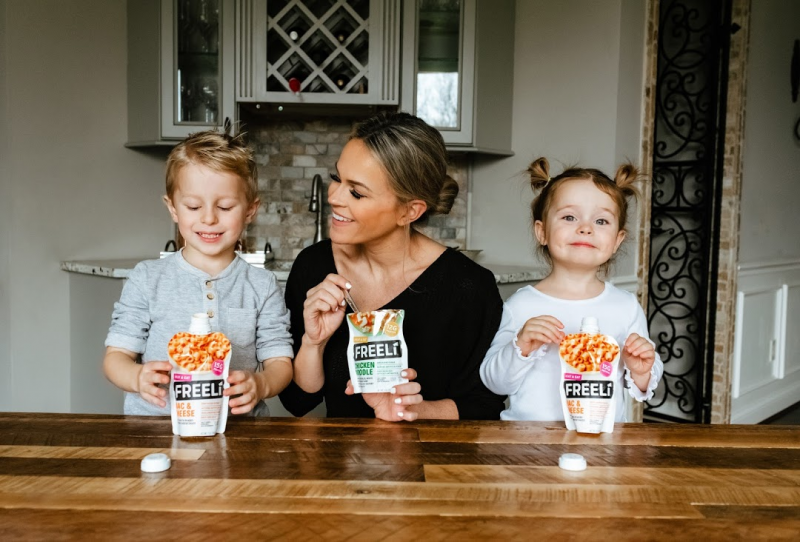 Freeli Foods is bringing consumers healthy, all-natural options that are easy to enjoy on the go with its protein-filled meals