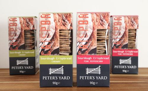 Peter's Yard crispbreads