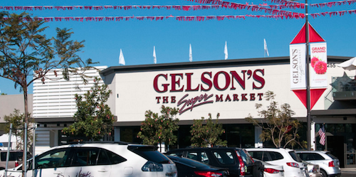 Gelson's Markets. Photo credited to AG Retail.