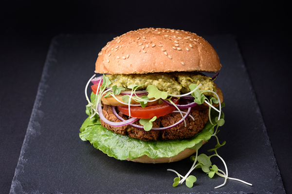 Cargill is debuting its new private label plant-based patties and ground products
