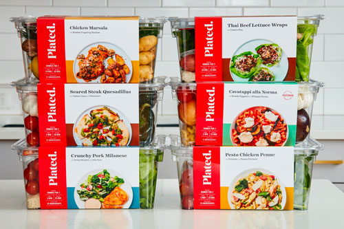 The retailer-owned meal kit company is cutting 10 percent of its workforce
