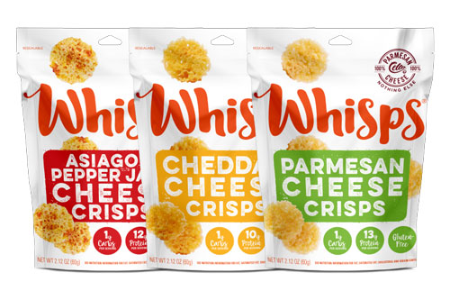 Schuman Cheese's Whisps
