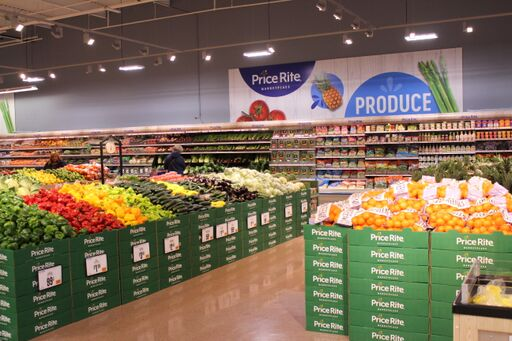Price Rite Marketplace is continuing an East Coast rebrand that began in Connecticut, Maryland, Massachusetts, New Hampshire, New York, and Pennsylvania