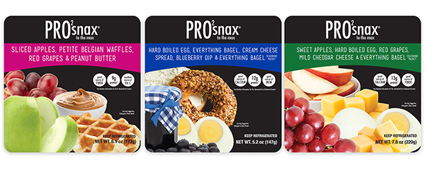 Reichel Foods has announced it has expanded its PRO2snax to the Max product line with the addition of three enticing new breakfast items