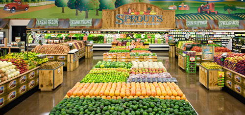 Sprouts Farmers Market boasts double digit net sales and net income growth