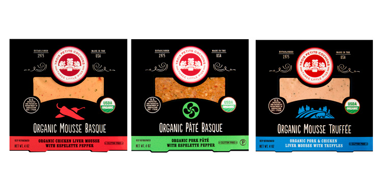 Les Trois Petits Cochons new organic products