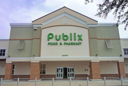 A Publix Storefront