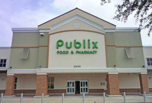Publix is opening two new stores; one of which is its small-format Greenwise Market, known for its specialty, natural, and organic products
