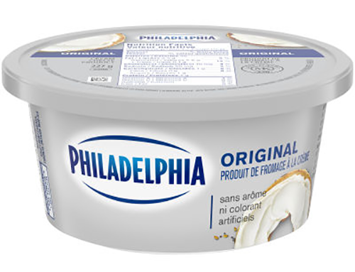 As part of its sustainability commitments, Mondelēz International is innovating Philadelphia cream cheese's packaging in order to work toward ensuring that 100 percent of its brands' packaging is designed to be recyclable and labelled with recycling information by 2025