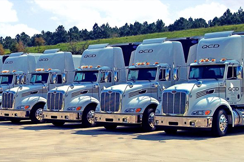 The company runs a nationwide chain of 19 distribution centers that warehouses and distributes to customers such as Starbucks, McDonald's, Chick-fil-A, and Chipotle
