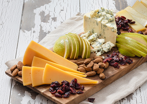 Real California Cheese did an outstanding job at this year's annual cheese competition held by ACS