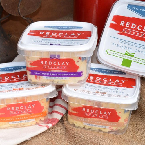 Red Clay Gourmet products