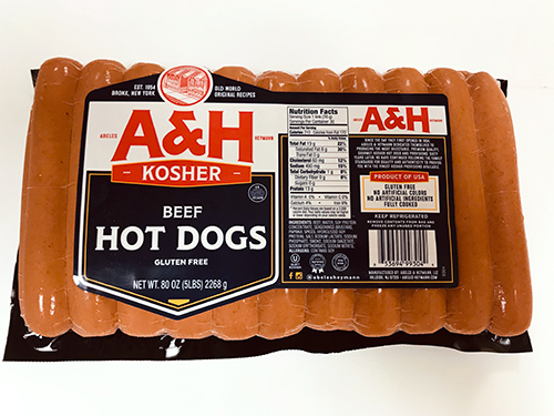 Abeles & Heymann (A&H) is expanding the reach of its kosher hot dogs to include mainstream retailers like Restaurant Depot/Jetro