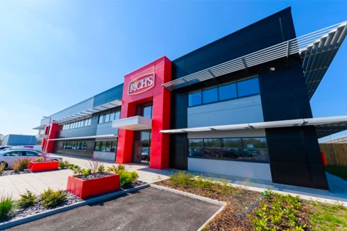 As part of its recent restructuring process, Rich Products is opening a new multi-million manufacturing facility and appointing three new senior staff members