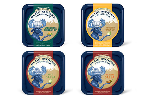 Blue Moose stands out with bold packaging and unique flavors