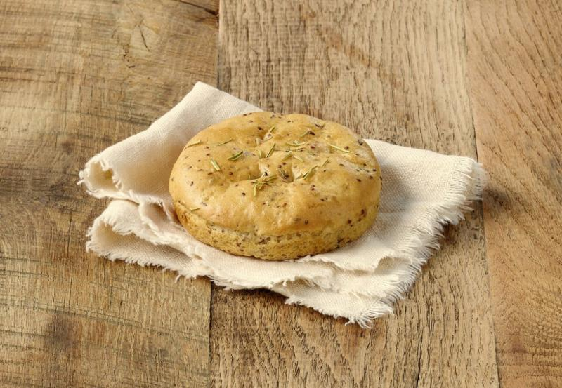 Panera Bread's Rosemary Focaccia Roll (Source: Yahoo Food)