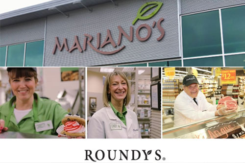 Several senior executives—including Mariano's President Don Rosanova and VP of Merchandising Don Fitzgerald—will depart as Kroger consolidates Roundy's and Mariano's divisions under Michael Marx's leadership