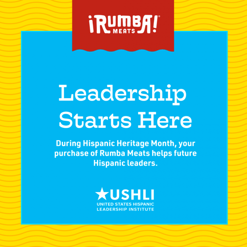 In honor of Hispanic Heritage Month, Cargill and Rumba Meats, its food brand focused on celebrating tradition and family, is recognizing Hispanic cultural contributions to the U.S. as it partners with the United States Hispanic Leadership Institute