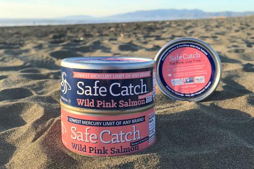 Safe Catch Wild Pink Salmon