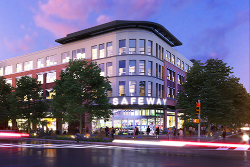 Shoppers on Capitol Hill will be met with an all-new shopping experience this month as Safeway prepares to open up a new and improved store on August 12