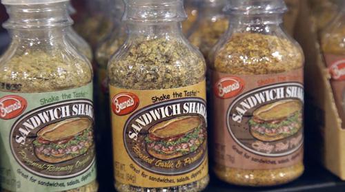Sandwich Shaker