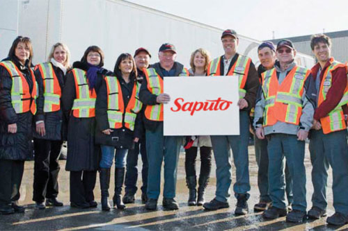 Saputo is leaning into the high of a successful quarter and the addition of a new Chief as it looks toward the future