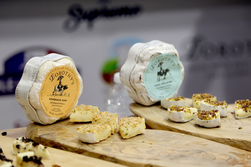 Savencia Cheese USA's new Dorothy's products join its lineup of award-winning cheeses