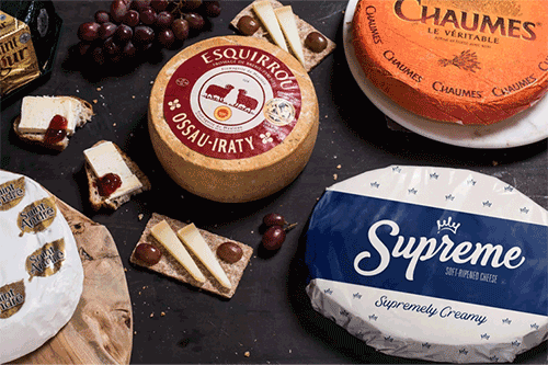 The Cheese Lover Shop is supporting World Central Kitchen by donating $1 for every order over $70 in order to help fight hunger across the U.S.