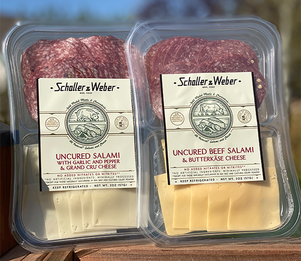 Schaller & Weber™ has recently unveiled its new brand identity, accompanied by a new packaging design ahead of the launch of several enticing products