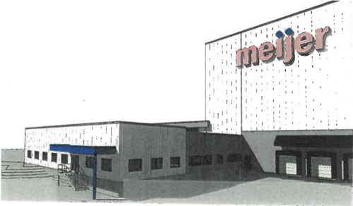 Meijer is laying the groundwork for a $160 million project north of Dayton, Ohio, that could create 65 new jobs and generate millions in new payroll over the next five years