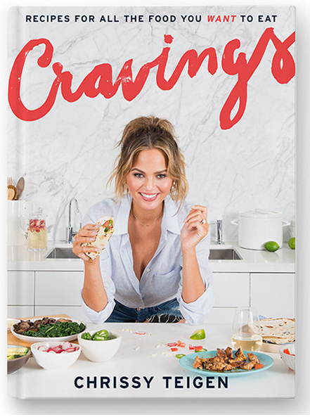 Chrissy Teigen's Cravings