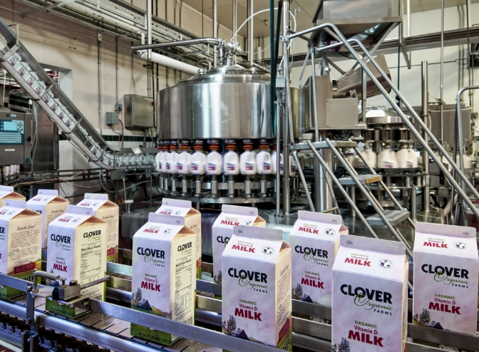 A Clover Stoneretta Farms Facility