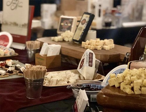 Taking place September 14-15, the Cheese Fest offers two days of cheese education and celebration