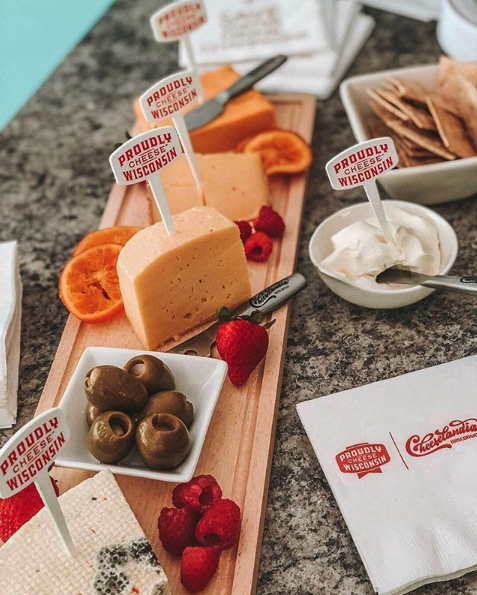 You can meet the pioneers, explorers, and dreamers from ten Wisconsin dairy companies this week at New York's Summer Fancy Food Show