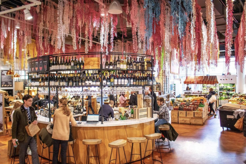 Toronto, Canada, is finally getting a taste of the Italian grocery experience as Eataly is opening in Toronto this fall (Photo: Eataly NYC)
