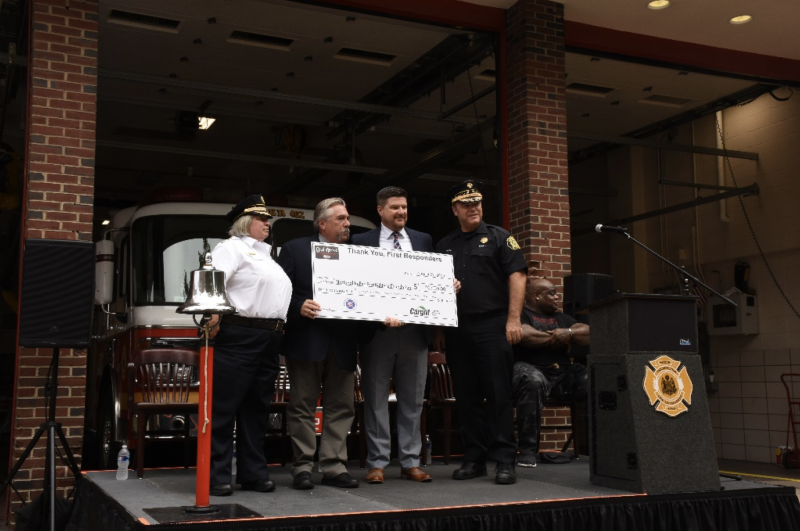 Cargill also partnered with the Philadelphia Fire Department Foundation to supply Philadelphia firehouses with TGI Fridays frozen beef patties
