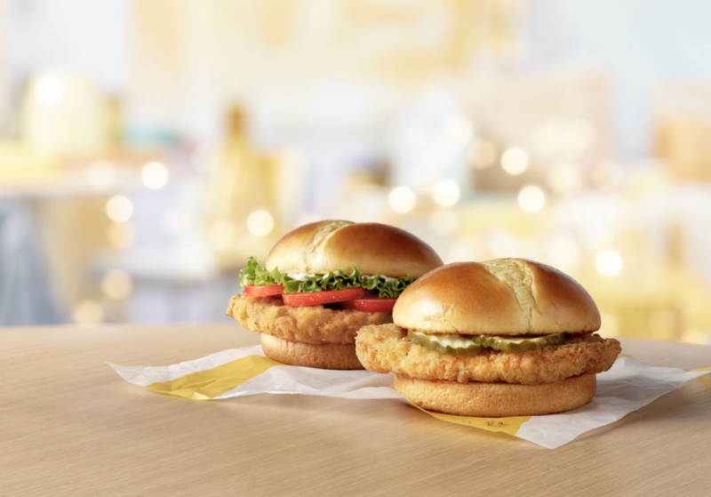McDonald's is taking on Popeyes, Chick-fil-A, and even Taco Bell as it joins the chicken wars with its own take on the iconic chicken sandwich
