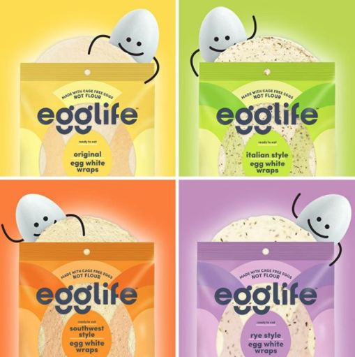 EggLife Foods uses cage-free eggs to reimagine carbohydrate-heavy foods, and recently announced it is expanding distribution with Woodman's Markets