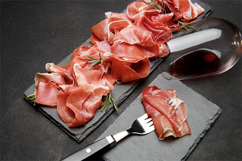Principe's new snack pack is great for entertaining, as the combination of Parma Prosciutto and Parmigiano Reggiano pair perfectly together and with artisanal beer, fruit, or Italian wine