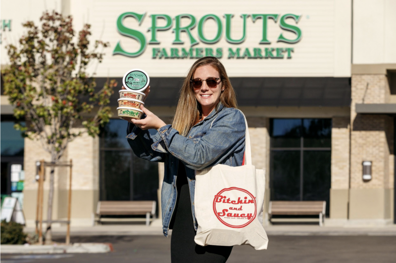 Sprouts Farmers Market is partnering up with Bitchin' Sauce, bringing the specialty brand to over 360 Sprouts locations nationwide