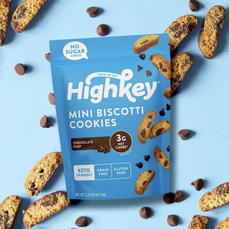 HighKey® is expanding its product line to include even more low-carb and low-sugar treats