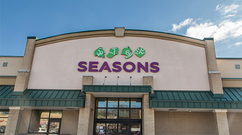 Seasons will reopen its 12,000-square-foot location in Scarsdale in time for Passover
