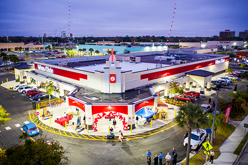 Each Winn-Dixie store is being designed with a specialized approach to provide customers with a unique shopping experience