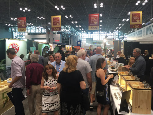 Summer Fancy Food Show 2016