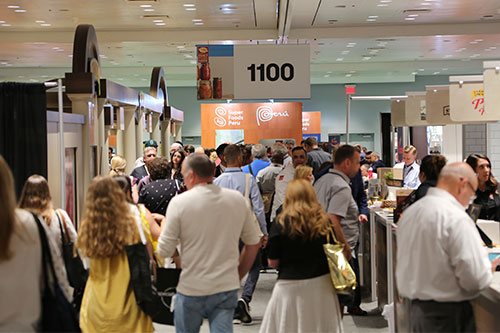 At this year's Summer Fancy Food Show, up-and-coming, seasoned, and everything-in-between companies were out in full force to showcase the fruits of our industry's labor in every way, shape, and form