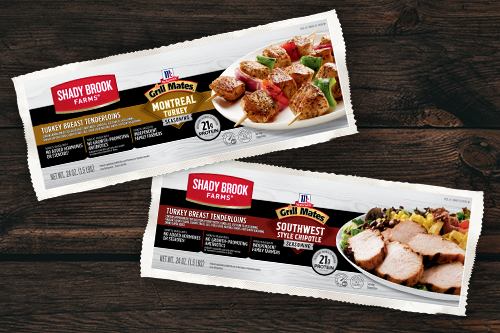 Cargill's partnership with McCormick® innovates its product portfolio with new fresh flavors for the tenderloin category