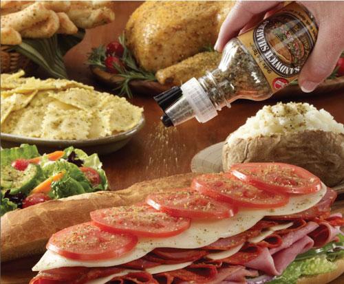 Beano's Sandwich Shaker