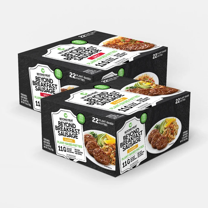 Beyond Meat created yet another access point for its products, rolling out a new e-commerce site that features unparalleled access to a vast portfolio of signature plant-based meats