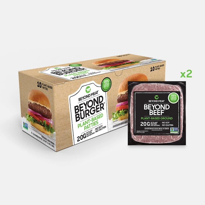 Available for order in the contiguous U.S., the online shop brings the plant-based meat consumers know and love directly to their doors, with 2-day shipping included on all orders