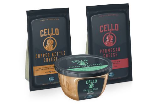 Schuman Cheese's flagship Cello brand nabbed three medals